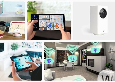 control inteligente del hogar